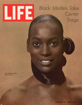 Naomi Sims, 1948-2009: From Foster Care To Fashion Mags