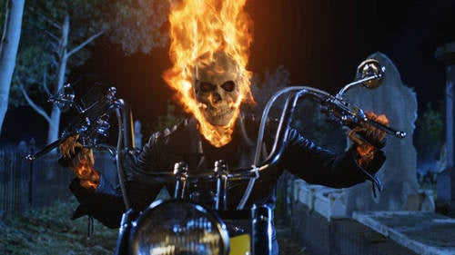 First script details of Ghost Rider 2!