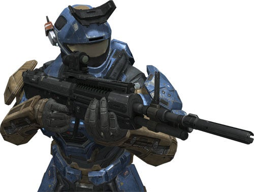 Here's Your Special Launch-Day Halo: Reach Hat