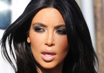 Is It Weird that Kim Kardashian's Boyfriend Shares a Name with Her Mother?