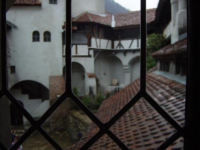 You Can Now Make an Offer to Buy Dracula's Castle