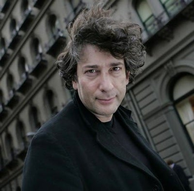 Today, You Can Write a Story With Neil Gaiman