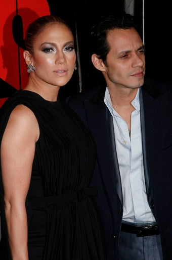 Marc Anthony & Jennifer Lopez: Domestic Violence?