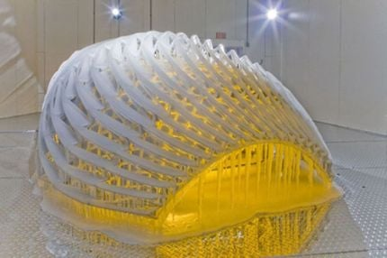 Chicago Contemporary Arts Museum Features Buckminster Fuller, Eliasson