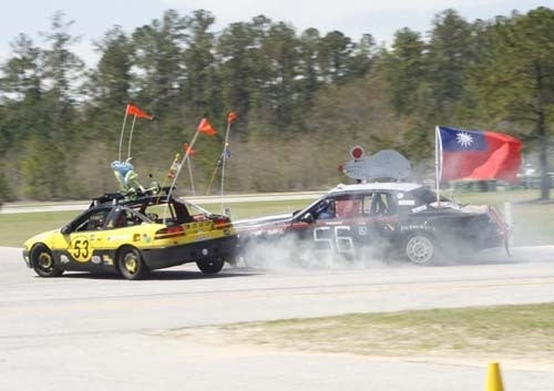 24 Hours Of LeMons Hits South Carolina Next Weekend, Mark Sanford Penalty Ready To Go!