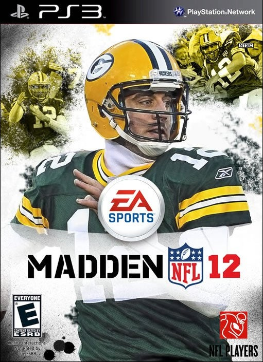 Aaron Rodgers Got Shafted In The Madden Cover Vote