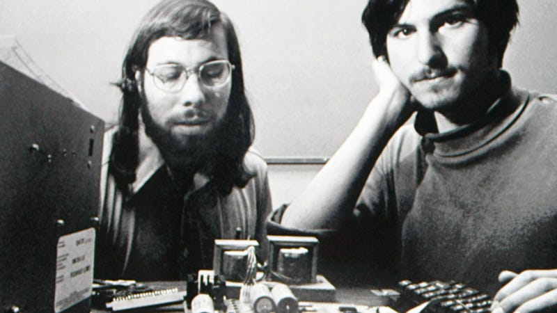 "The Time Steve Jobs Got ""the Kissing Disease"" (He Wasn't Making Out!)"