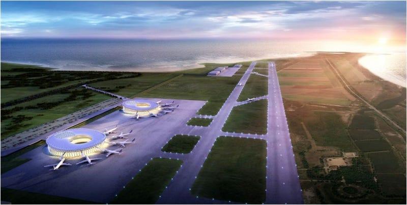 Kim Jong-un Confirms Design For a $200 Million International Airport