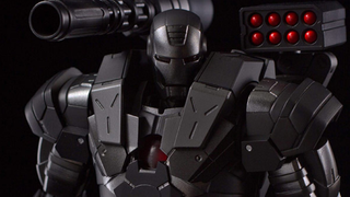 Sentinel's Latest Marvel Toy Is A Heavily Armored War Machine