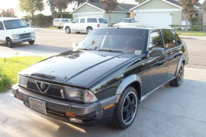 For $12,950 This Alfa Seems Verde Nice