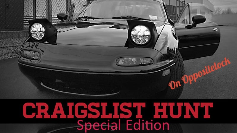 Craigslist Hunt - Special Edition
