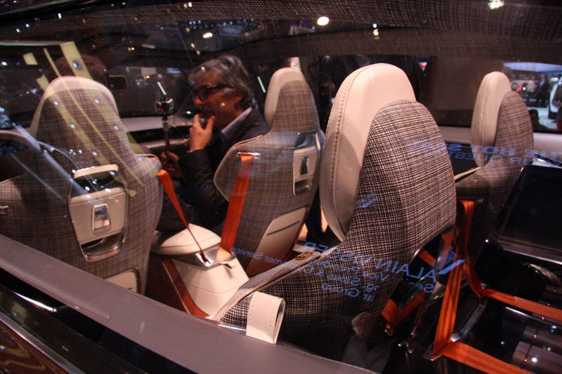 The Next Generation Of Volvo Interior Design Is The Sex