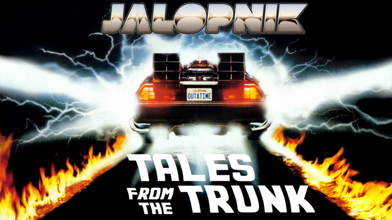 JALOPNIK: Tales From The Trunk: July 31st