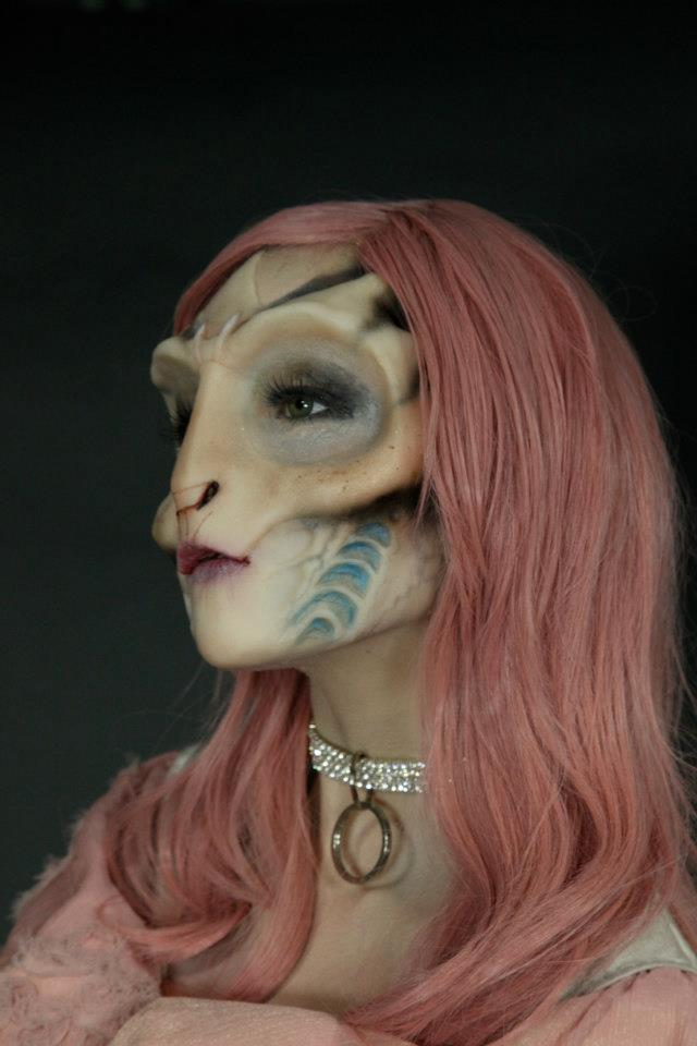 How To Sculpt & Mould Silicone Prosthetics