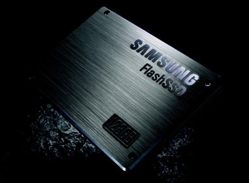 Samsung Starts Mass Production of Cheap 128GB MLC Solid State Drives