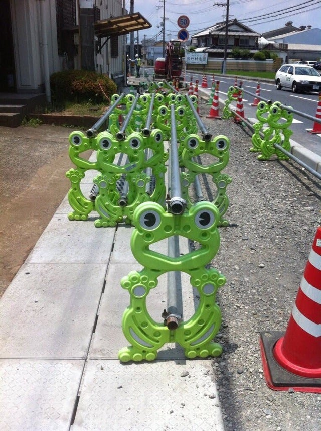 Japan Has the Cutest Construction Signs You'll Ever See