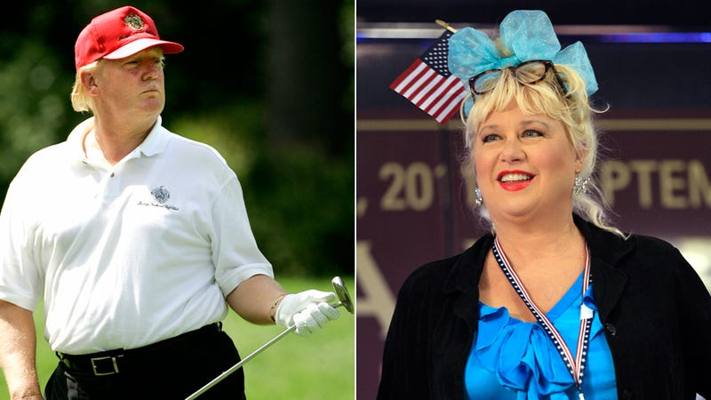 'I can't stop crying. America died': Donald Trump and Victoria Jackson Melt Down on Twitter