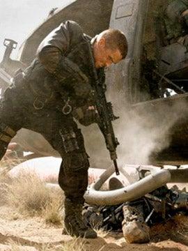 Terminator Salvation Getting Arcade Game