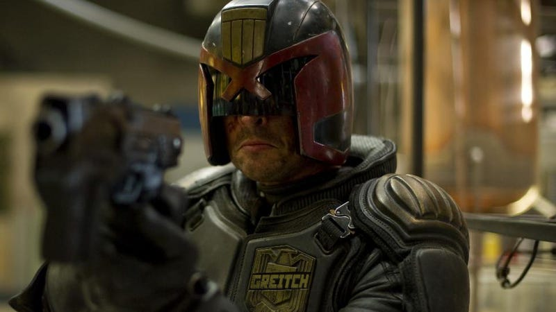 Kill 'Em All. Dredd, Reviewed.