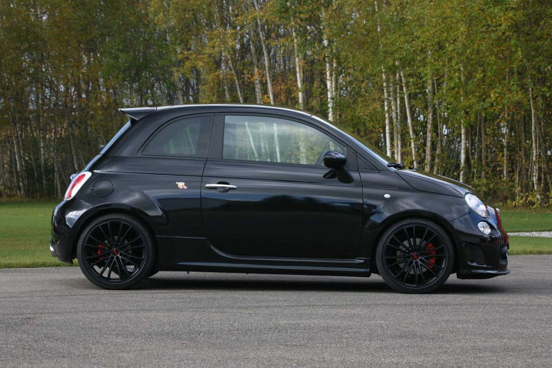 Novitec Fiat Abarth 500: Tuner Photos