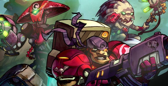 Awesomenauts: Starstorm Early Access Now on Steam