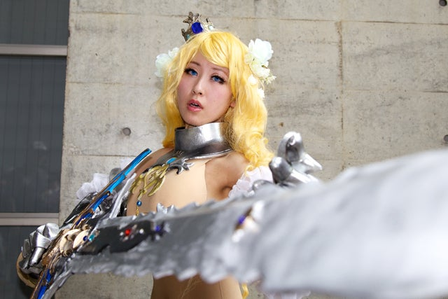 From Creepy to Cute, Cosplay at Wonder Festival