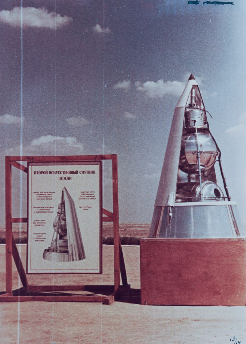 Recently Declassified Photos Show the Birth of the Soviet Space Program