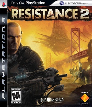 Resistance 2 Patch Details - The Return Of Your Stats