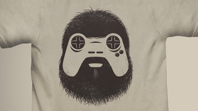"""The Gamer"" T-Shirt is Beautiful, Will Also Haunt My Nightmares"