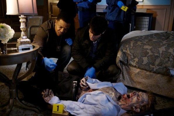 Stills from Grimm: 1x11 - Tarantella