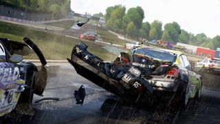 Project CARS track day