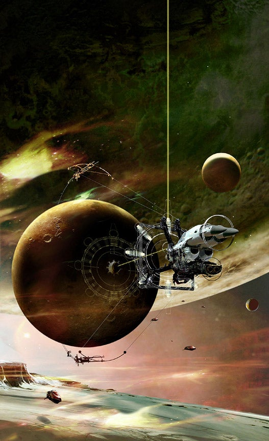 Nine Scifi Books That Deserve To Be Films