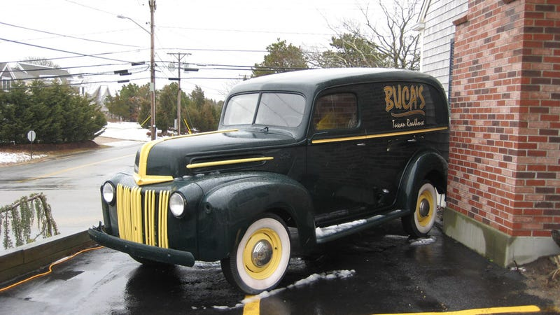 Ford Panel Truck Gallery