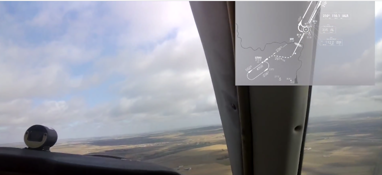 This Is What It Looks Like To Fly A Plane With Google Glass