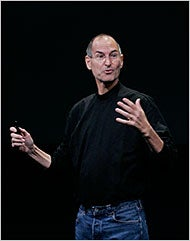 Look Who's Talking About Steve Jobs's Health