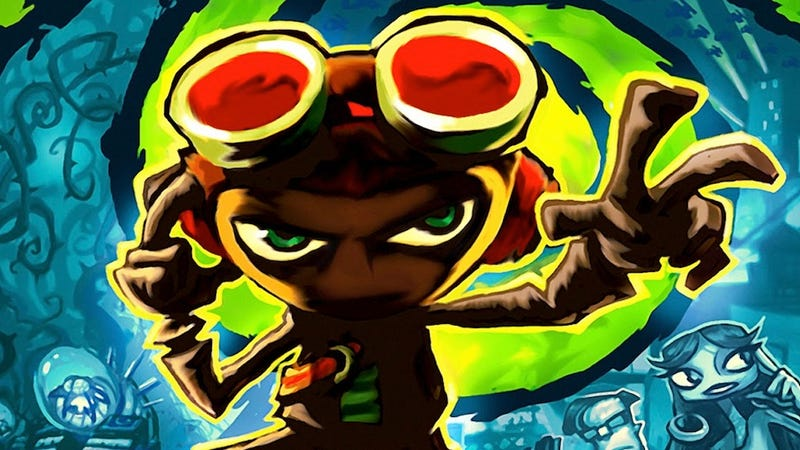 Why Tim Schafer Doesn't Make A Lot Of Sequels