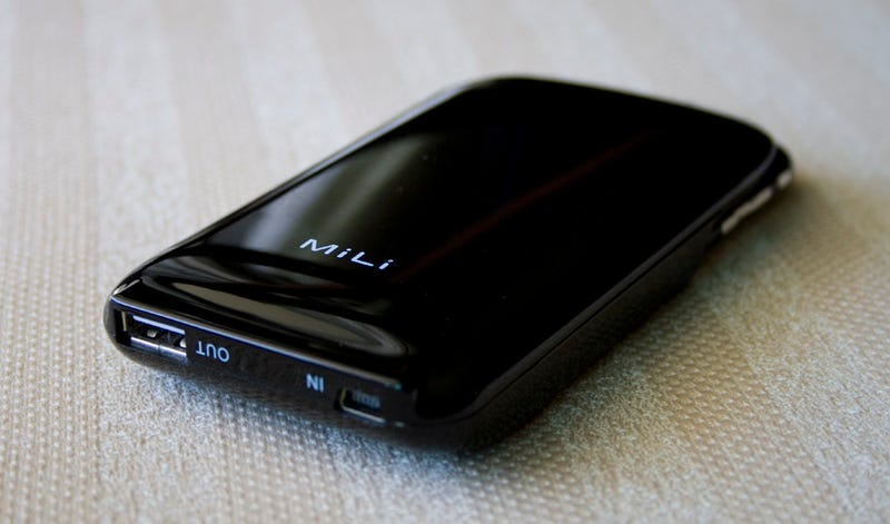 PhoneSuit MiLi iPhone Battery Pack Review
