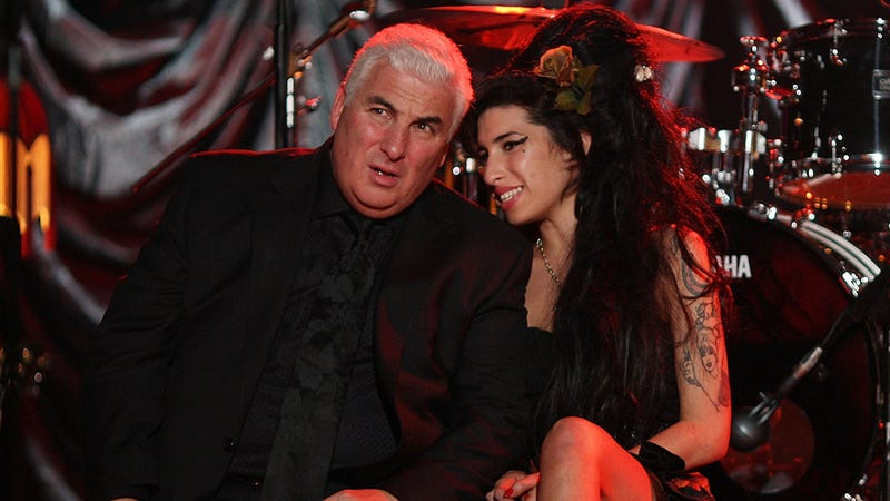 Amy Winehouse's Father Cancels Planned Foundation Because of Cyber Squatters
