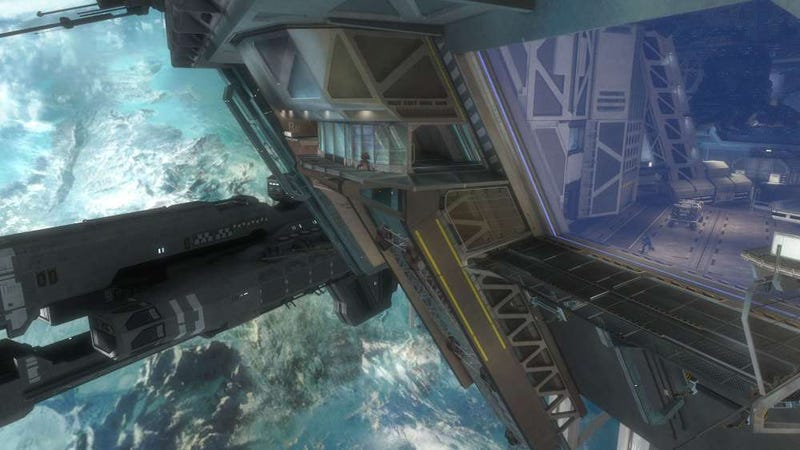 Halo: Reach Gets Its First Map Pack Next Month