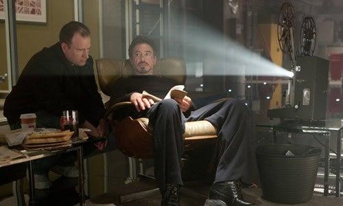 Iron Man 2 Invades The Internet