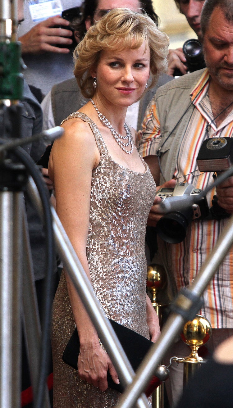 First Look: Naomi Watts as Princess Di in Upcoming Biopic