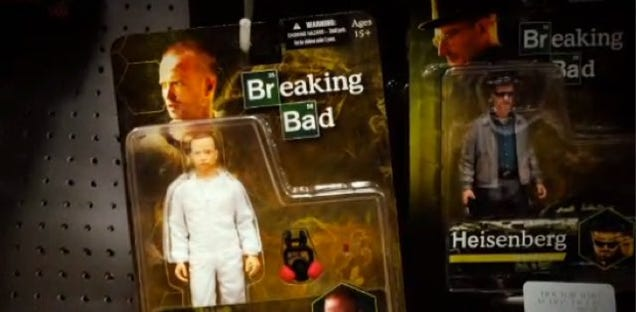 Toys R Us Gives In to Florida Moms, Pulls Breaking Bad Action Figures