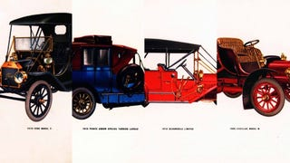 A history of automotive paint through 1950s Rinshed-Mason ads