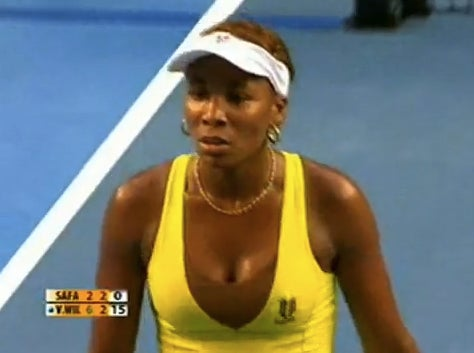 Did Venus Go Commando?