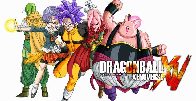 The Latest Dragon Ball Game Has Something in Common With its MMO