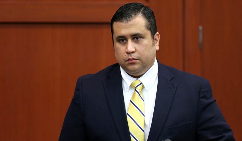 George Zimmerman Reportedly Rescues Person From Overturned Truck