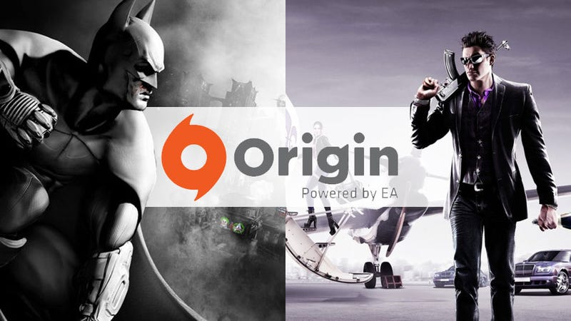 Arkham City and Saints Row the Third Introduce Third-Party Games to EA's Origin