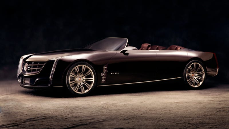 Is The Cadillac LTS The New RWD Flagship?
