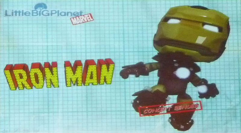 Marvel Super Hero Sackboys Coming To LittleBigPlanet