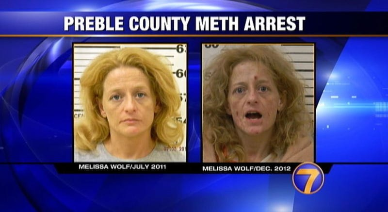 Don't Do Meth